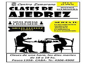 Clases de Ajedrez 2015