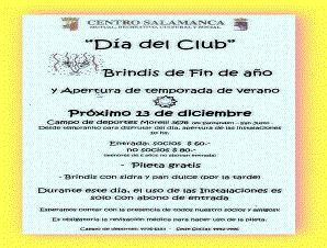 Día de Club