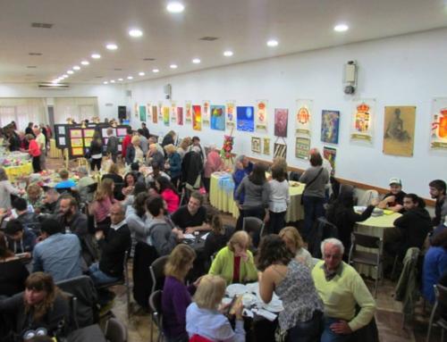 10 de agosto 2019: Desfile Arte Español