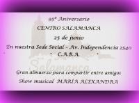 95° Aniversario
