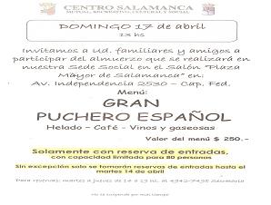Gran Puchero Español