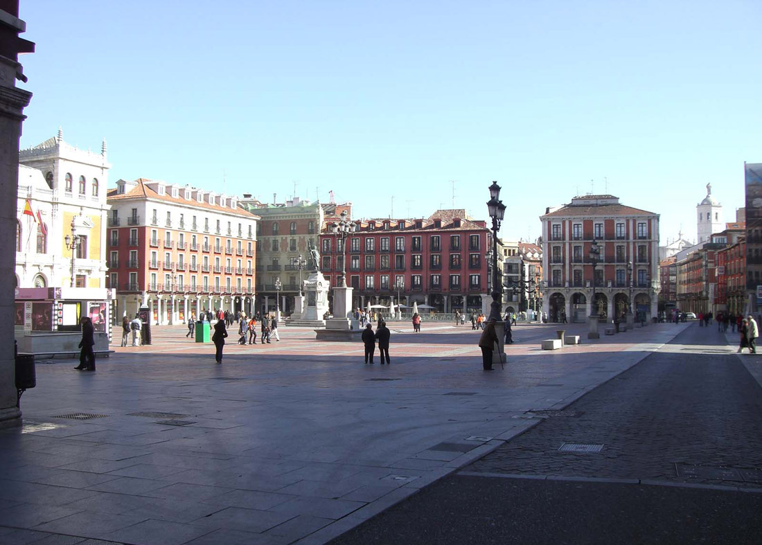 Plaza Mayor. Valladolid