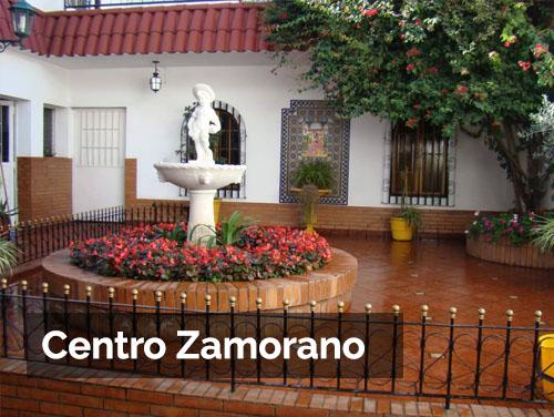 Centro Zamorano
