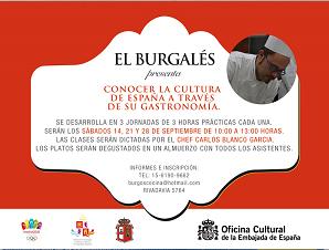 Conocer la cultura de España a través de su gastronomía