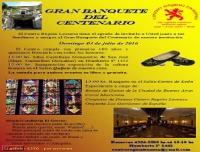 Gran Banquete del Centenario