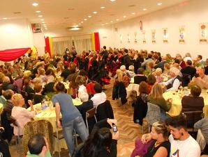 Paella en conmemoración del Aniversario del Estatuto de CyL