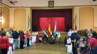 """Banquete 26° Aniversario """"Día de Castilla y León"""""""