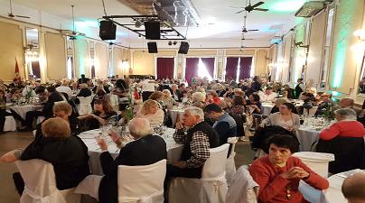 """Banquete 27° Aniversario """"Día de Castilla y León"""""""