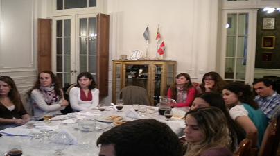 Encuentro Nacional de Jóvenes castellanos y leoneses
