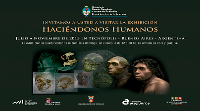 """Exposición """"Haciendonos Humanos"""""""