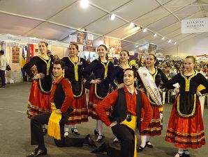 Feria de las Colectividades de la Ciudad de Mar del Plata