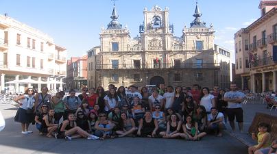 IV Encuentro de Jovenes Castellanos y Leoneses en el Exterior