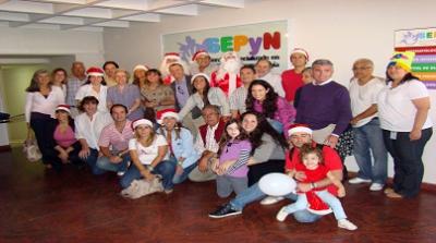 Navidad en el Hospital Español 2011