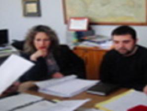 Renion con la Municipalidad del Partido de Gral. Pueyrredon