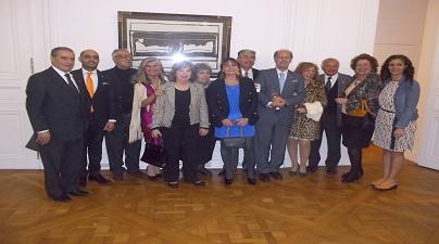STJ500: Acto de Cierre en Embajada de España