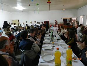Gran Almuerzo Castellano