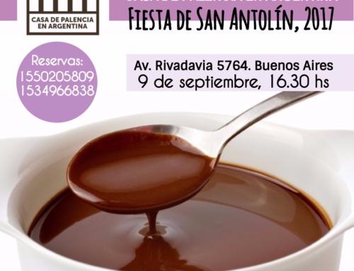 9 de Sept 2017: Fiesta de San Antolín
