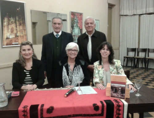 """20/09 PRESENTACION LIBRO """"MARAGATOS A TRAVES DE LOS MARES"""""""