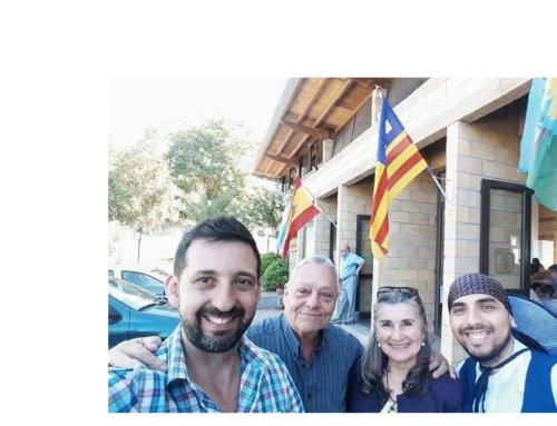 19/11 Visita Institucional a Agrupación Mallorca de San Pedro