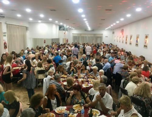 25 de agosto 2019: Almuerzo del Botillo