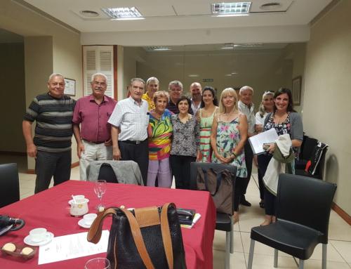 Visita de la Dra. Asunción Merino Hernando