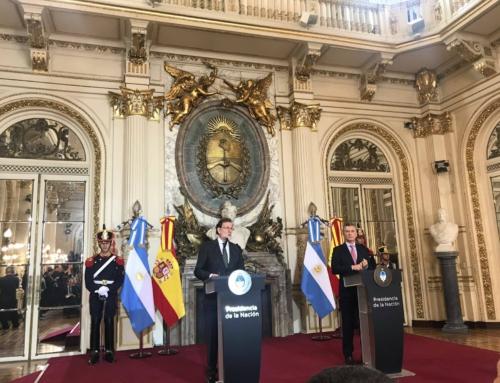 Visita del Presidente de España, D. Mariano Rajoy