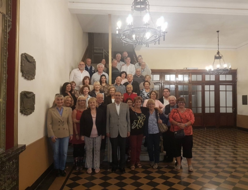 23 de abril: Asamblea Gral. Ordinaria 2018