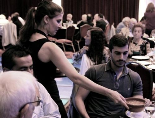 Charlas de Sobremesa: El Camino de Santiago Palentino 2018