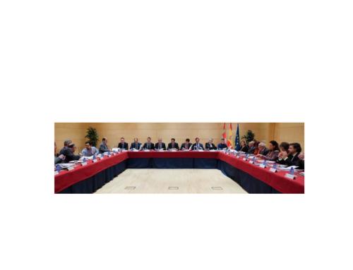 08 de Junio 2018: Consejo de Políticas Demográficas en Valladolid