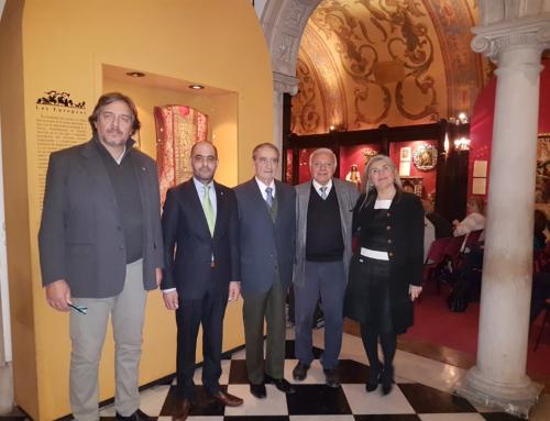 """USAL 800°: Conferencia """"El mundo de Gaspar Ramos"""""""
