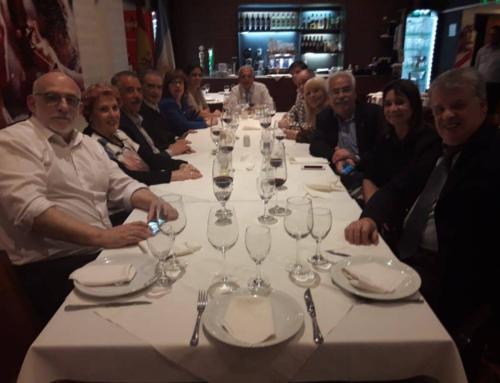 Reunión con el Diputado D. José Luis Bermudez