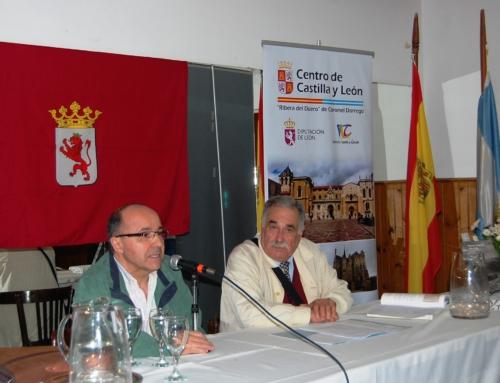 """14 de Nov 2018: Presentación Libro """"Peñamián, la historia bajo el agua"""""""