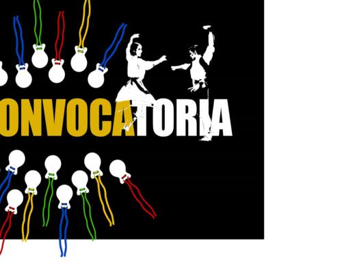 Convocatoria Clases Danza Española 2019