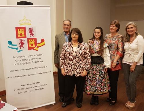 Mujeres de Castilla y León 2019