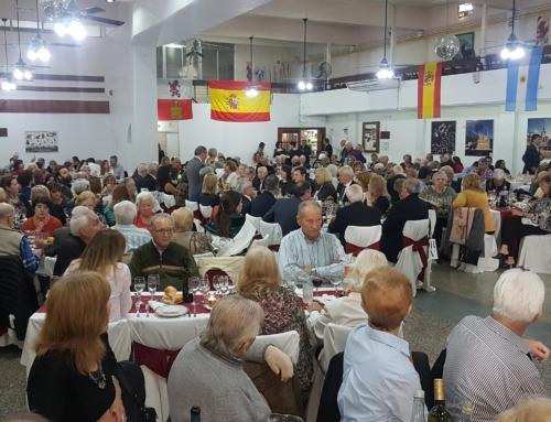 """Banquete 29º Aniversario. Festejo """"Día de Castilla y León"""""""