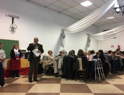 La Federación visita al Centro CyL de Bahía Blanca