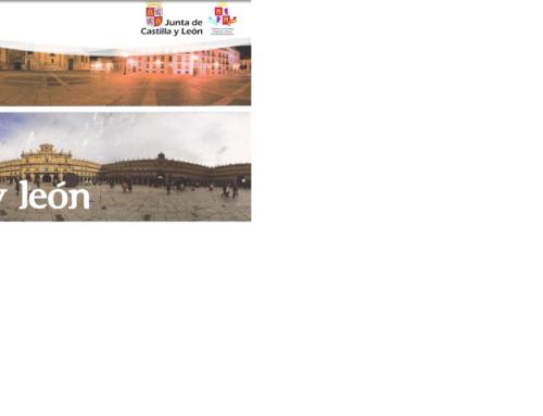 """Programa Viaje """"Siente Castilla Y León 2019"""""""
