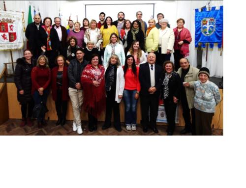 29 de junio 2019: II Encuentro Literario del Foro de Colectividades