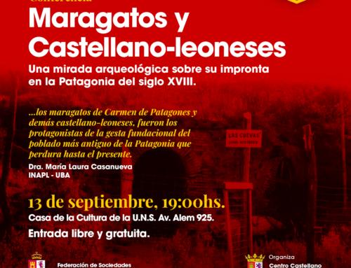 13 de Sept 2019: Maragatos y Castellano-leoneses: Una mirada arqueológica S. XVIII