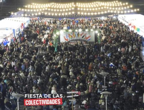 17/18/19 de Agosto 2019: Fiesta de Colectividades en Santa Fe