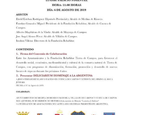 La Federación participó en Homenaje a D. Jesús Fernández Blanco