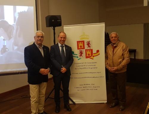Charla Informativa Turística Castilla y León