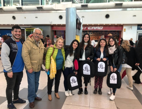 Programa Encuentro 2019: Despedida a los viajeros!