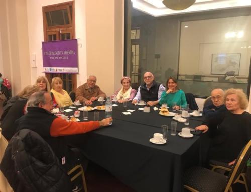 El Vicepresidente de la Federación acompañó en la Fiesta de San Antolín