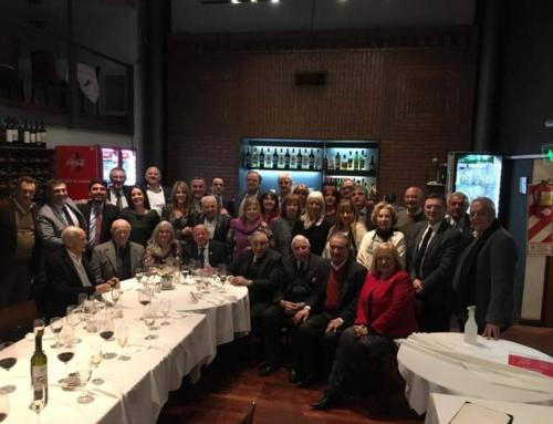 La Federación en el encuentro con Autoridades de la Embajada de España