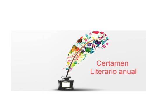 Certamen Literario 2019