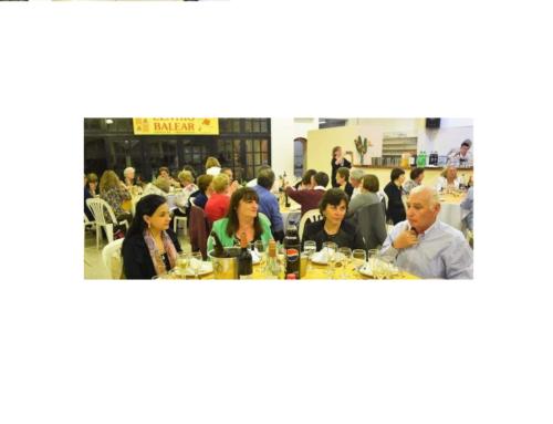 Participación en 96 Aniversario Centro Balear