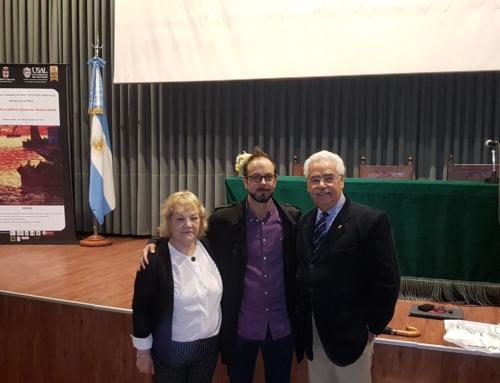 """USAL: Encuentro Académico """"Argentina Transatlántica"""""""