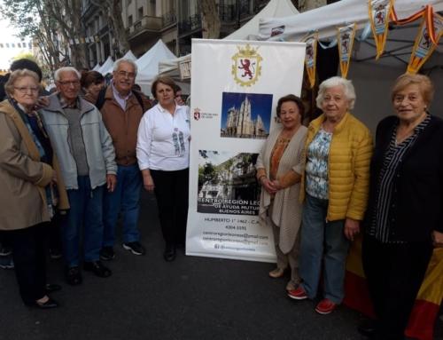 Buenos Aires celebra España 2019