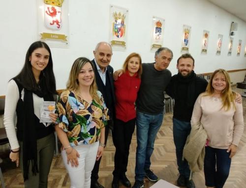 09 de Nov 2019: 1º Concurso Literario y Siembra de Libros